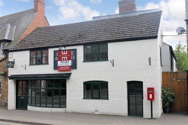Thumbnail Retail premises to let in 56, Drapers House, Main Street, Lubenham, Leicestershire