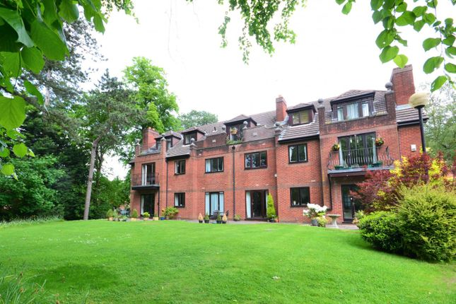 2 bed flat for sale in The Bowmans, Victoria Road, Macclesfield SK10