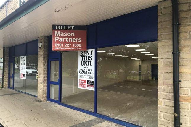 Thumbnail Retail premises to let in Unit 6B, Northgate Retail Centre, Heckmondwike