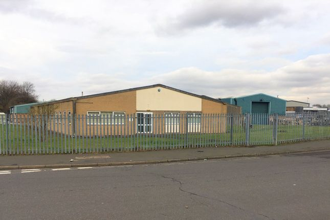 Thumbnail Industrial for sale in Corringham Road Industrial Estate, Gainsborough