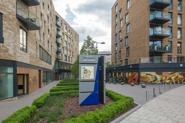 1 bed flat for sale in Marine Wharf East, Surrey Quays