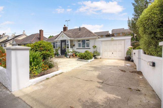 Thumbnail Detached bungalow for sale in Limehayes Road, Okehampton