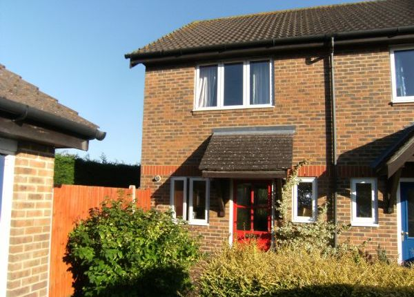 Thumbnail Terraced house to rent in Searing Way, Tadley