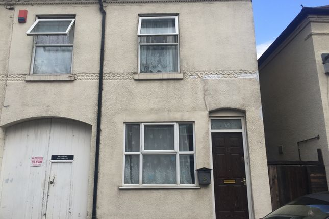 Thumbnail Terraced house to rent in Arundel Street, Walsall, West Midlands