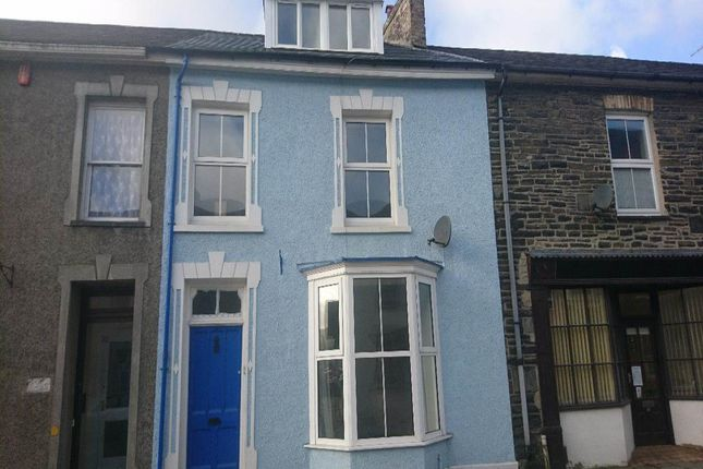 5 bed terraced house to rent in Bridge Street, Lampeter, Ceredigion SA48