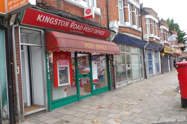 Retail premises for sale in Kingston Road, South Wimbeldon