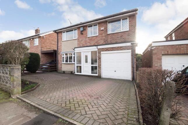 Thumbnail Detached house for sale in Salisbury Avenue, Dronfield, Derbyshire