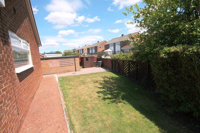 Side Area of Heatherdale Crescent, Belmont, Durham DH1