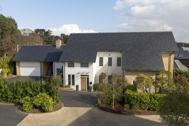 Thumbnail Detached house to rent in Hill View Place, Cobham