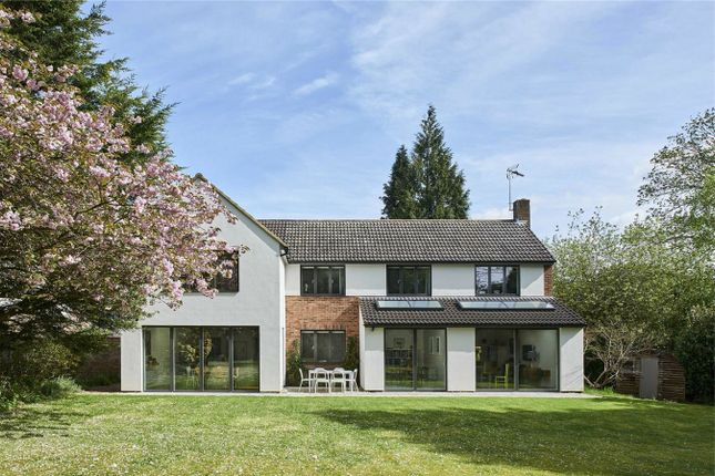 Thumbnail Detached house for sale in The Garth, Farnborough