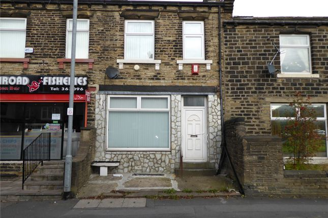 Thumbnail Terraced house to rent in Gibbet Street, High Road Well, Halifax