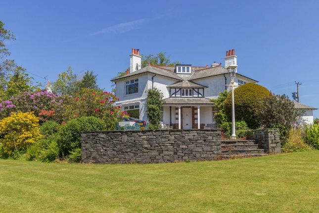 Thumbnail Detached house for sale in Rusko, Field Broughton, Grange-Over-Sands