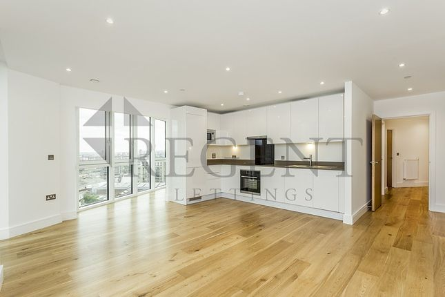 Thumbnail Flat for sale in Capital Towers, High Street