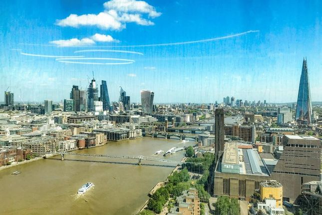 Thumbnail Flat for sale in One Blackfriars, 1-16 Blackfriars Road, London