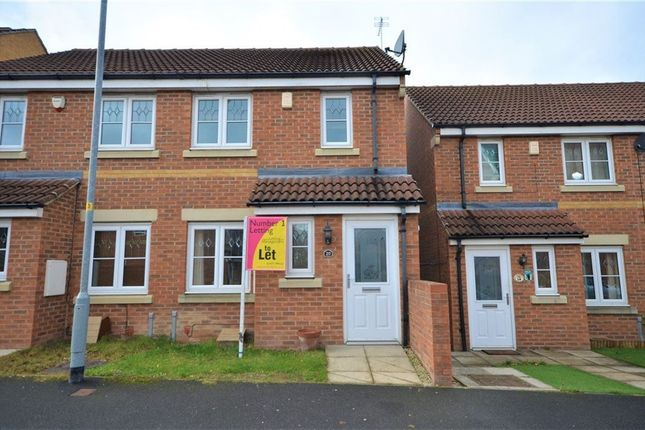 Thumbnail Semi-detached house to rent in Bellflower Close, Whitwood, Castleford