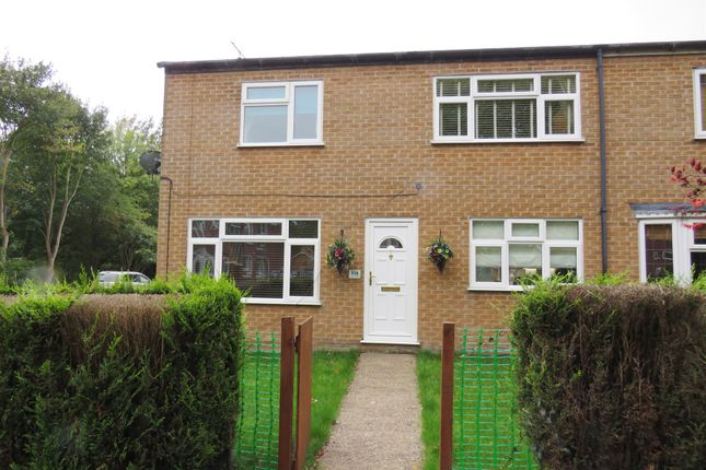Thumbnail Semi-detached house for sale in Barley Close, Little Eaton, Derby