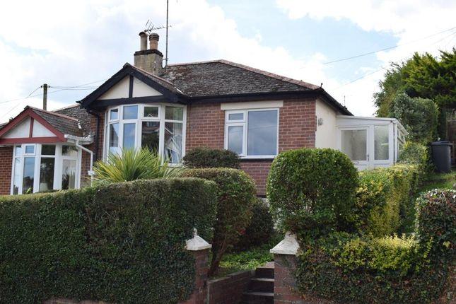 Thumbnail Semi-detached bungalow to rent in Carlton Drive, Preston, Paignton, Devon