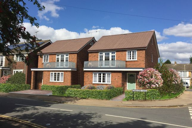 Thumbnail Detached house for sale in Overstone Road, Harpenden