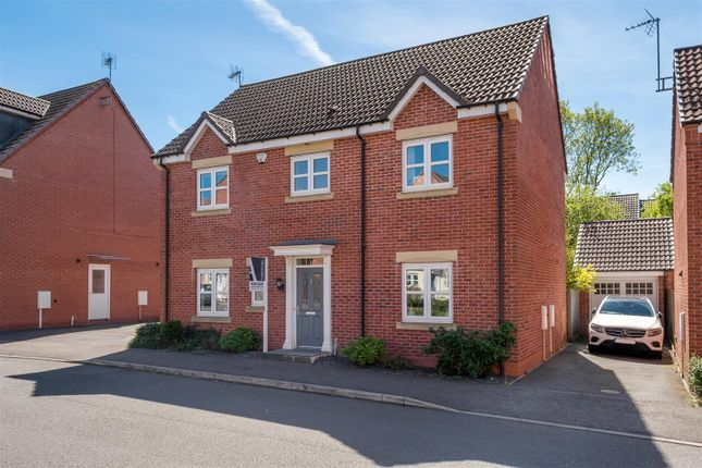 Thumbnail Detached house for sale in Marianne Close, Barrow Upon Soar, Loughborough