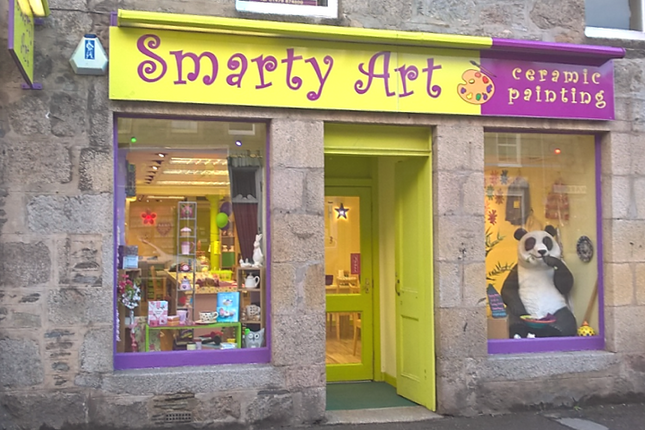 Retail premises for sale in Smarty Art, 39 High Street, Grantown-On-Spey
