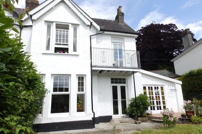 Thumbnail Semi-detached house for sale in Whitchurch Road, Horrabridge, Yelverton