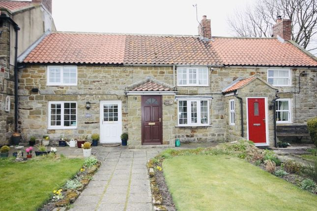 Thumbnail Terraced house for sale in High Street, Moorsholm, Saltburn-By-The-Sea
