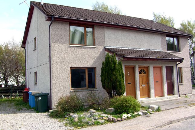 Thumbnail Flat for sale in Morlich Place, Aviemore