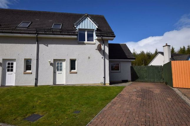 Thumbnail Semi-detached house for sale in Paterson Road, Aviemore, Inverness-Shire