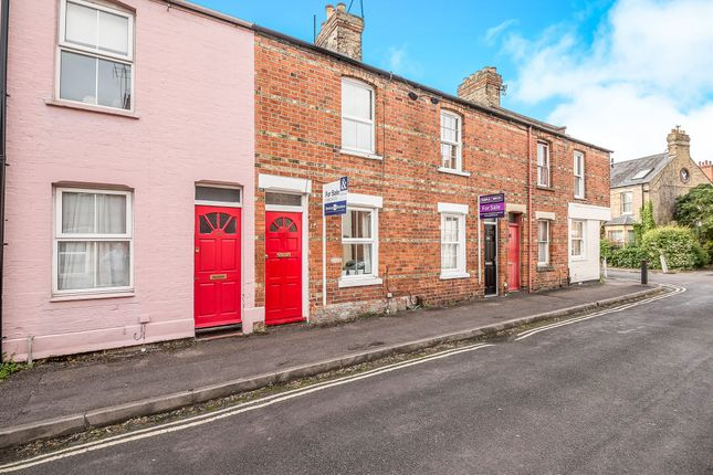 Thumbnail Terraced house for sale in Randolph Street, Oxford