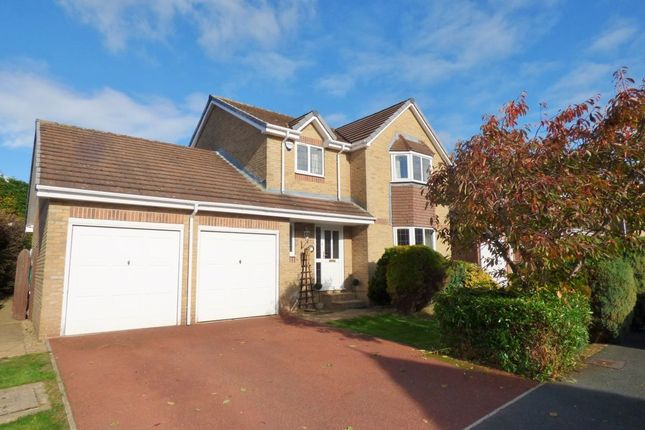 Thumbnail Detached house for sale in Oakleigh View West Lane, Baildon, Shipley