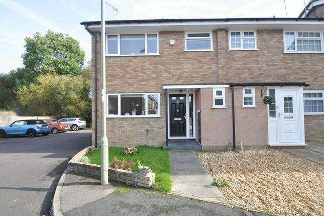 Thumbnail End terrace house for sale in Longleat Square, Farnborough