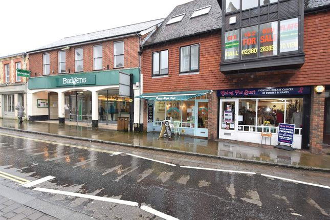 Thumbnail Commercial property for sale in 49A High Street (Long Leasehold), Lyndhurst