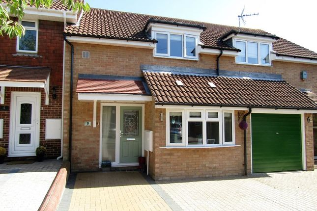 2 bed terraced house for sale in Cygnet Court, Fareham
