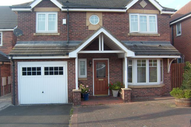 Thumbnail Detached house to rent in Forestgate, Palmersville, Newcastle