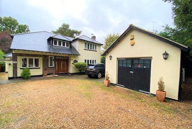 Thumbnail Detached house to rent in Portsmouth Road, Camberley