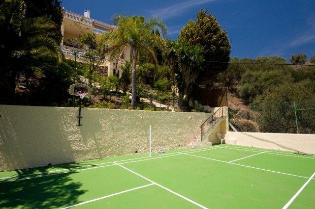 Sports Court of Spain, Málaga, Nerja