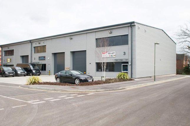 Thumbnail Retail premises to let in Unit 3, Trade City, Lyon Way, Frimley, Surrey