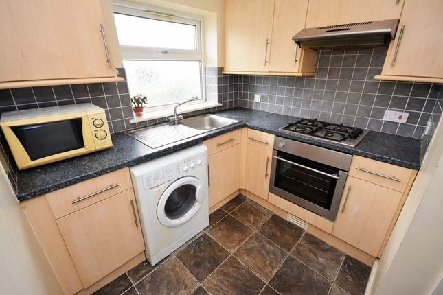 Thumbnail Flat for sale in Deemuir Square, Tremorfa, Cardiff