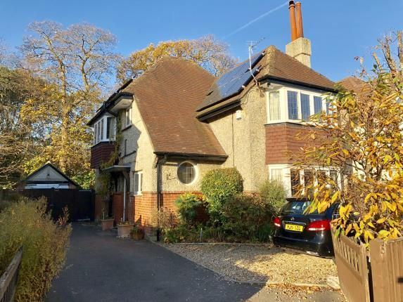 Thumbnail Detached house for sale in Southbourne, Bournemouth, Dorset