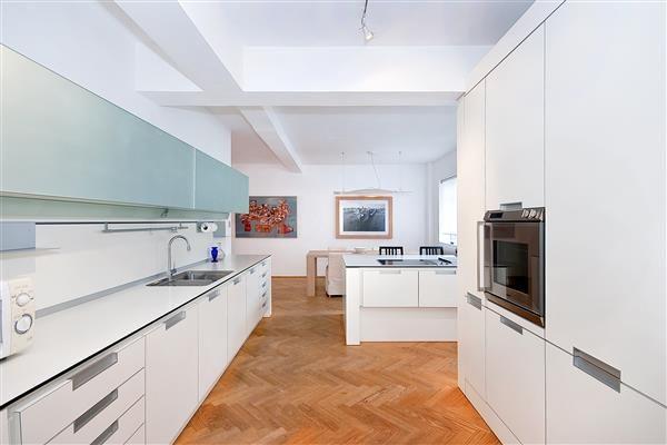 Kitchen of Sloane Street, London SW1X