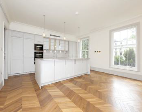 Thumbnail Flat for sale in Leinster Square, Bayswater, London