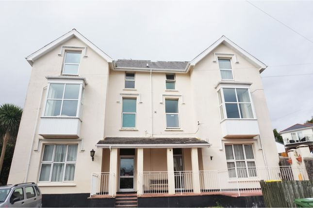 Thumbnail Flat to rent in 33 Paradise Road, Teignmouth