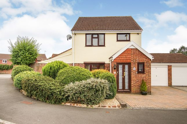Thumbnail Detached house for sale in Chichester Way, Yate, Bristol