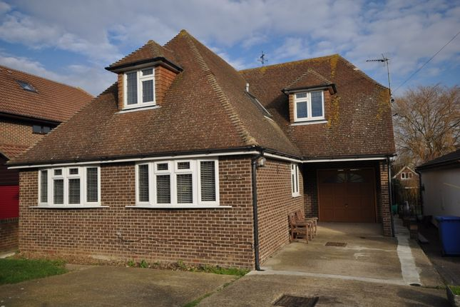 Thumbnail Detached house to rent in Scarborough Drive, Minster On Sea, Sheerness