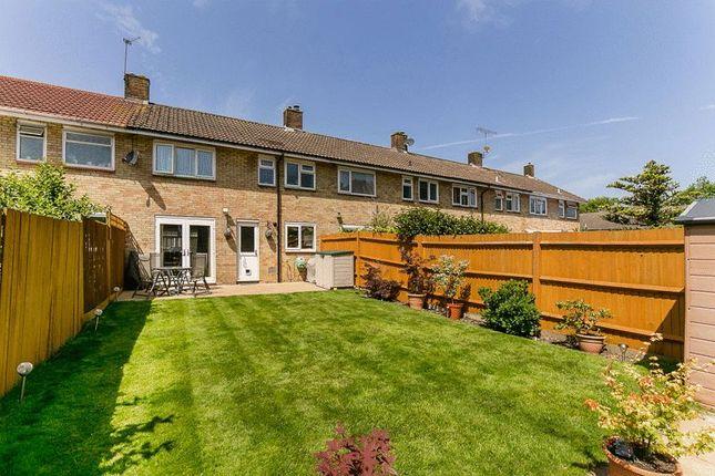 Thumbnail Terraced house for sale in Oatlands, Gossops Green, Crawley