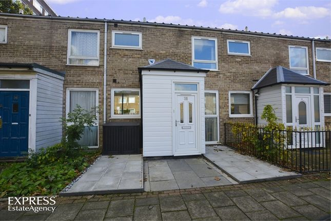 Thumbnail Terraced house for sale in Hunter Close, London