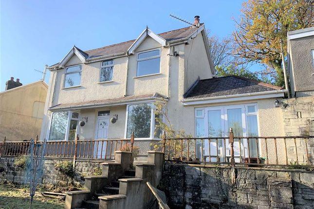 Detached house for sale in Wesley Terrace, Pontardawe, Swansea
