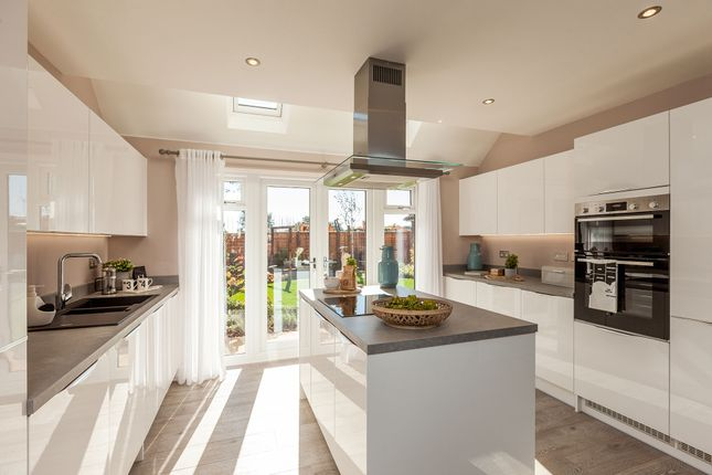 """Thumbnail Detached house for sale in """"The Berrington"""" at Pershore Road, Evesham"""