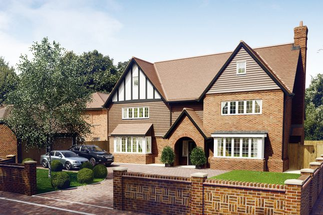 "Thumbnail Detached house for sale in ""The Robinson"" at Upper Froyle, Alton"