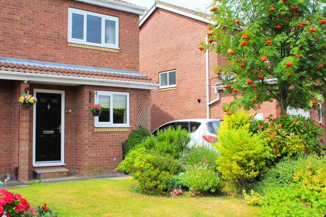 Thumbnail Semi-detached house for sale in Carron Crescent, York